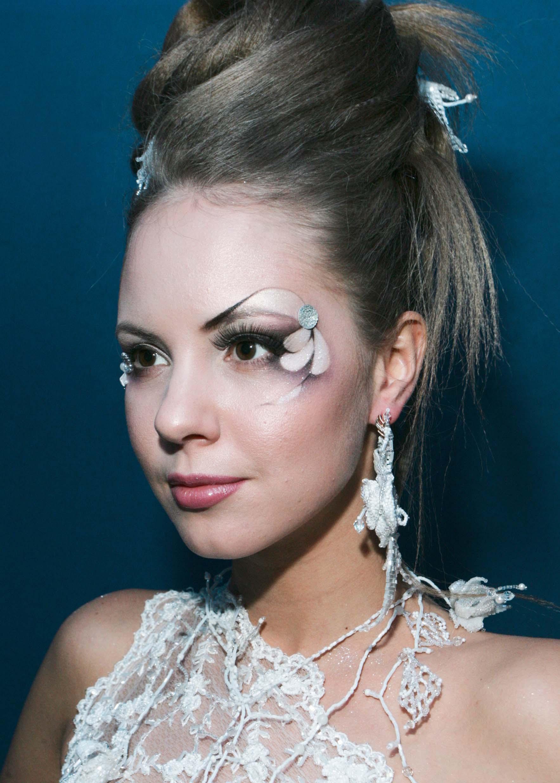 Свадебный макияж шаг за шагом фото